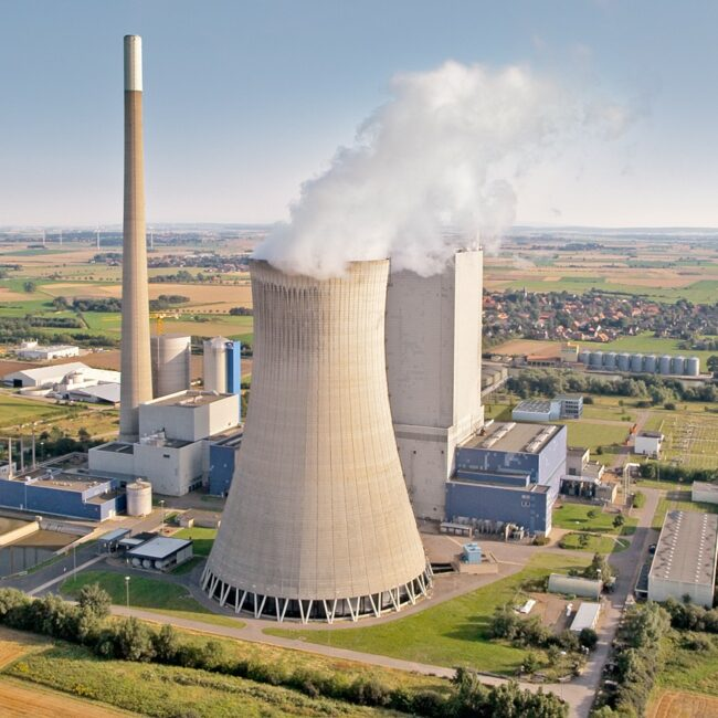 LINET Services unterstützt das Kraftwerk Mehrum als IT-Systemhaus.