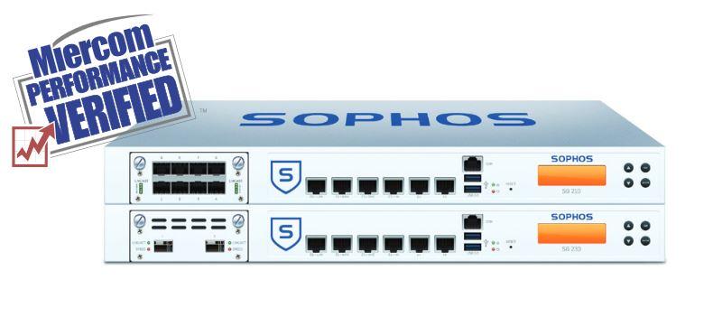 Miercom-Vergleich bescheinigt Testsieg für Sophos UTM