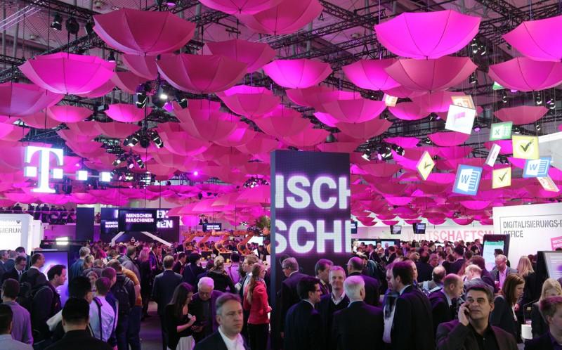 CeBIT 2015 - Bild: Deutsche Messe