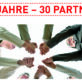 """Die LINET Services GmbH ist Partner der Aktion """"30 Jahre - 30 Partner"""" der Aids-Hilfe Braunschweig e.V."""