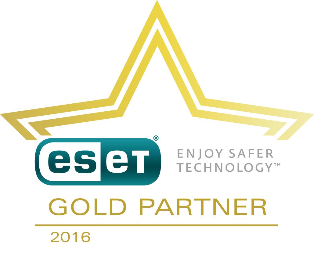 LINET Services ist ESET Gold Partner